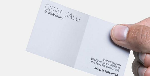 folded business card designs 12-1