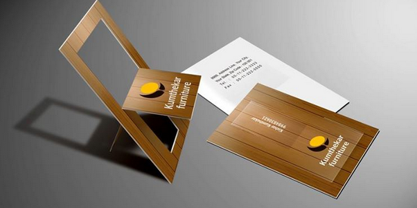 folded business card designs 14