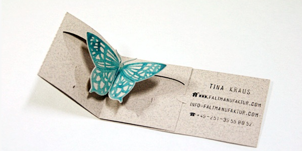 folded business card designs 3