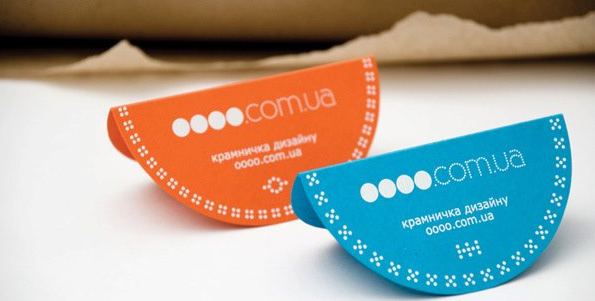 folded business card designs 6