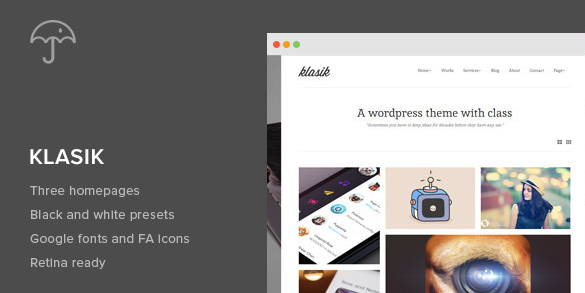 minimal responsive woocommerce wordpress theme