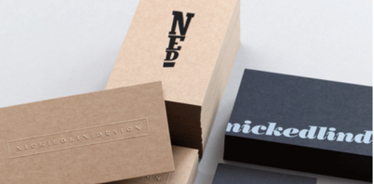 trendy business card design 10