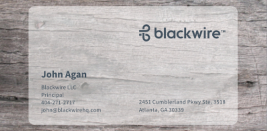 trendy business card design 14