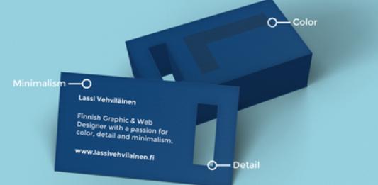 trendy business card design 16