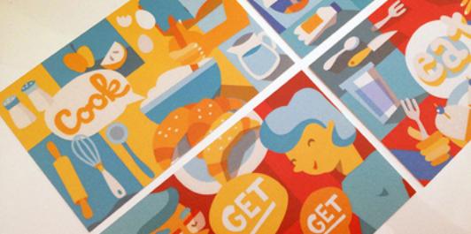 trendy business card design 19
