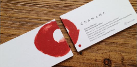 trendy business card design 5