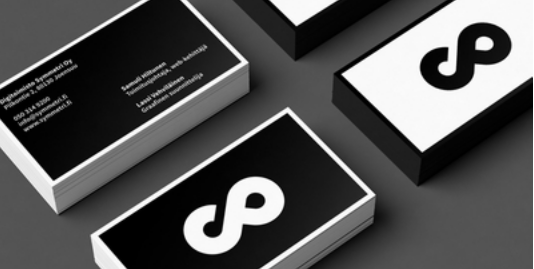 trendy business card design 8