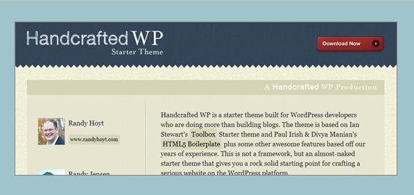 best html5 wordpress framework 2