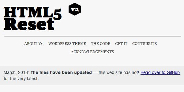 best html5 wordpress framework 5