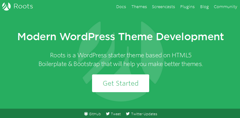 best html5 wordpress framework 6