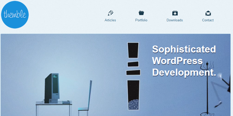 best html5 wordpress framework 7