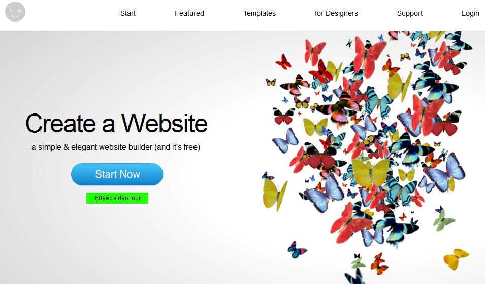 code free website builder 2