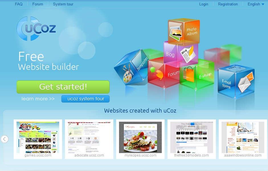code free website builder 7