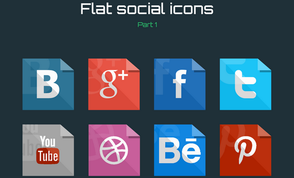 latest social media icons 11