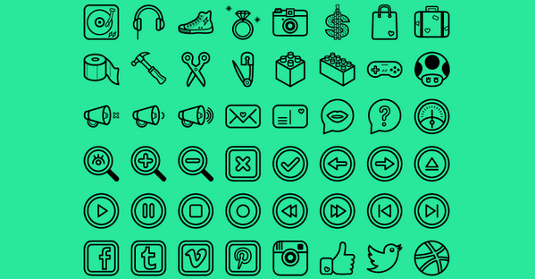 latest social media icons 5