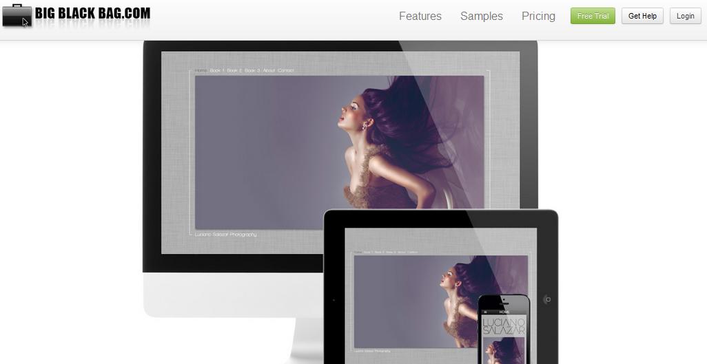 online portfolio builder 2013 7