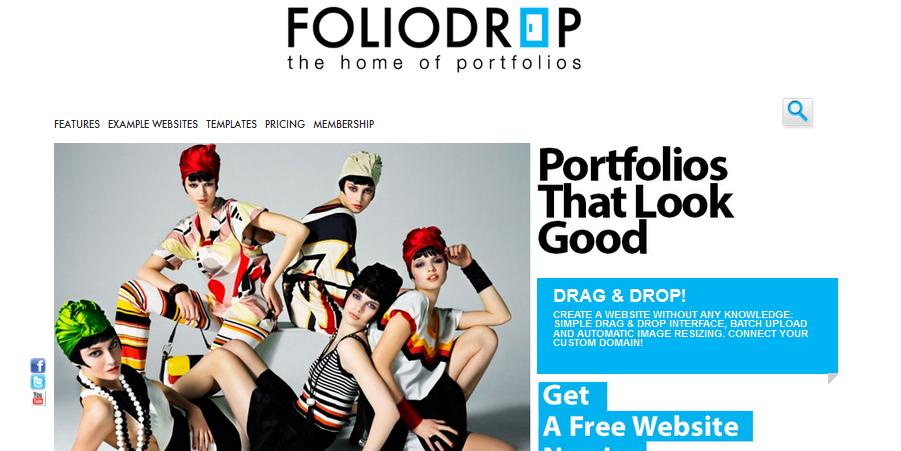 online portfolio builder 2013 8