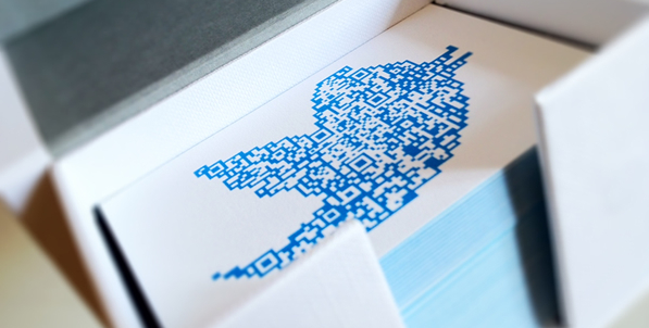 social media business cards design 13