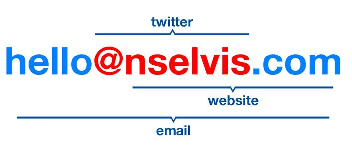 social media business cards design 6