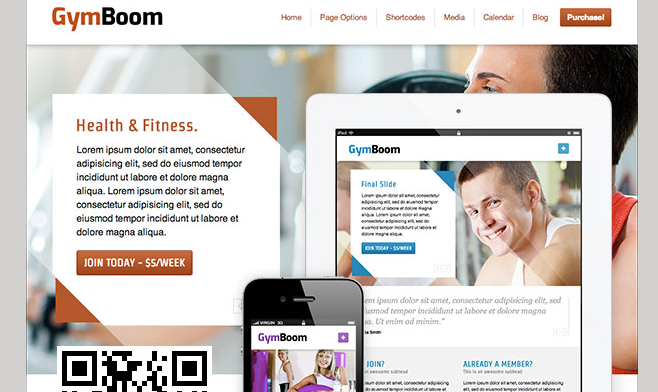 wordpress theme for yoga teacher 5
