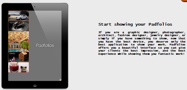 Best iPad portfolio apps for designers 10