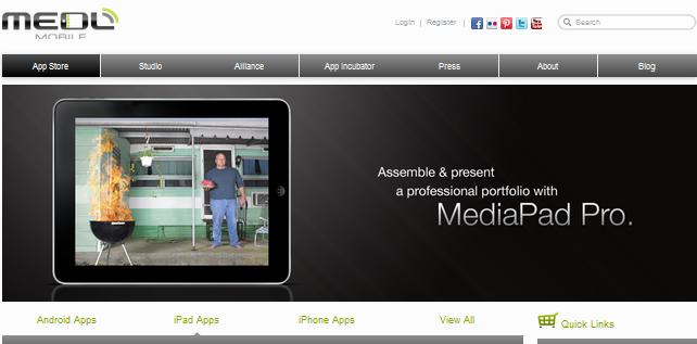 Best iPad portfolio apps for designers 11