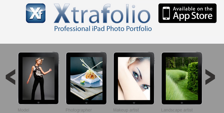 Best iPad portfolio apps for designers 5