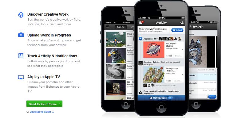 Best iPad portfolio apps for designers 7