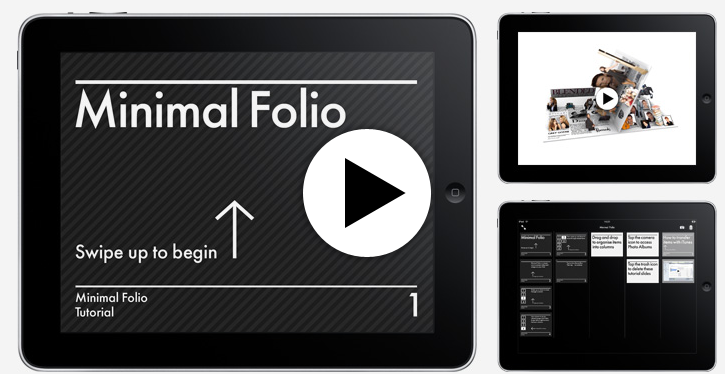 Best iPad portfolio apps for designers 8