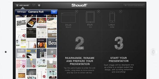 best iPad portfolio apps for designers 12
