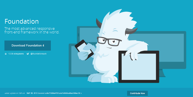 html css framework for 2014 1