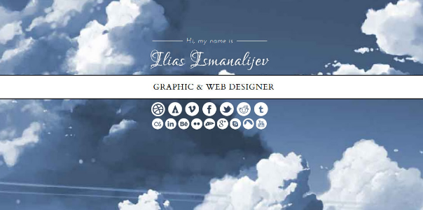 personal homepage design inspiration 17