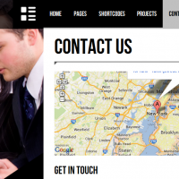 wordpress themes with interactive map 14