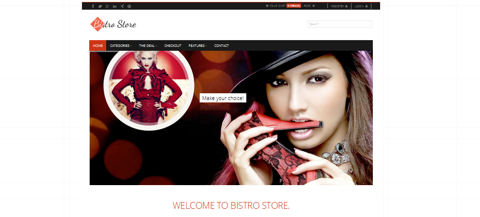 bootstrap 3 ecommerce theme 3