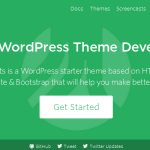bootstrap wordpress framework 3