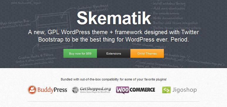bootstrap wordpress framework 4
