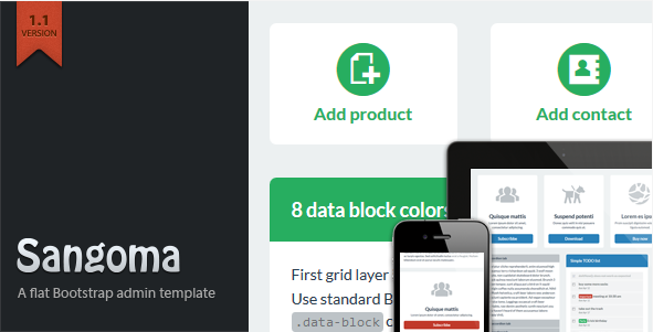 flat ui bootstrap template 2