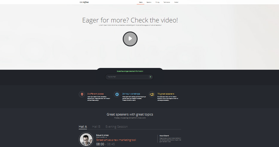 flat ui bootstrap template 3