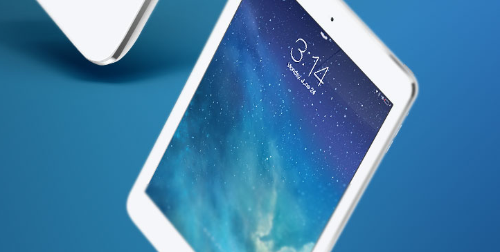 free ipad wave psd mockup 5