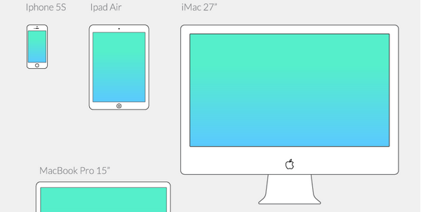 free ipad wave psd mockup 8