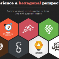 hexagon wordpress theme 4