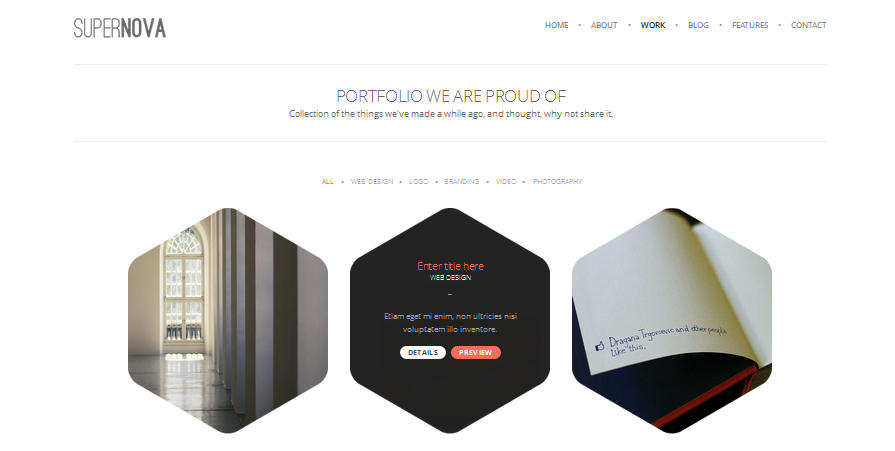 hexagon wordpress theme 5