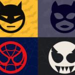 marvel and dc superhero icon 10