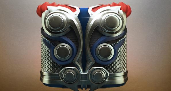 marvel and dc superhero icon 3