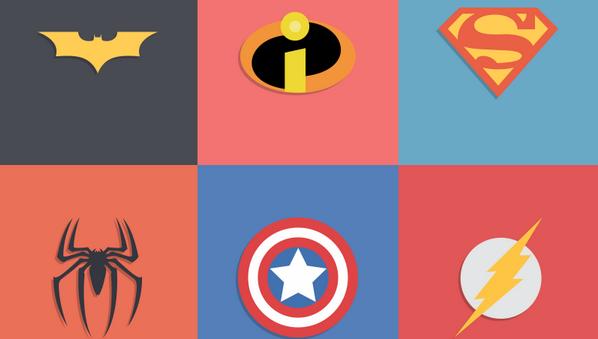 marvel and dc superhero icon 6