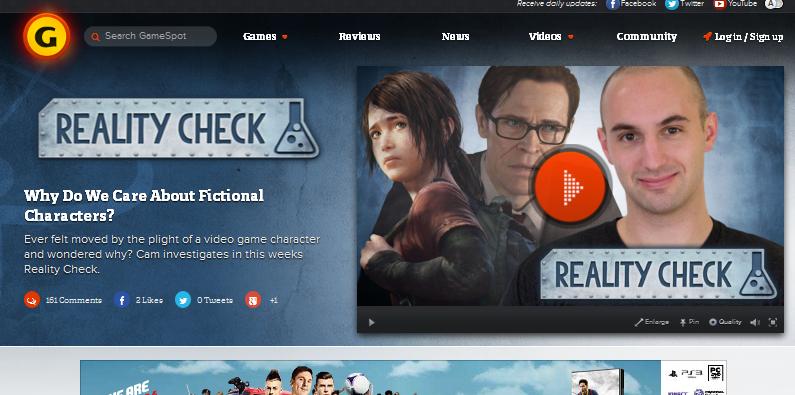 responsive gaming sites design 2