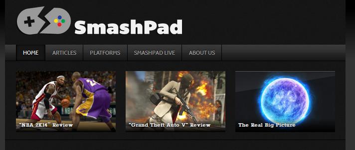 responsive gaming sites design 3