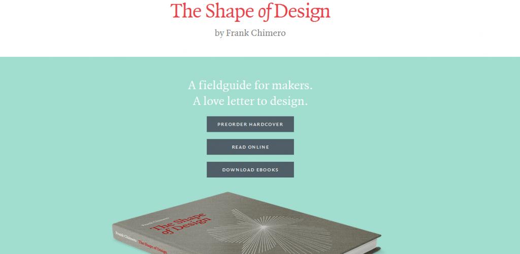 single page flat design 10