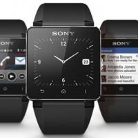 smartwatch interface design example 1