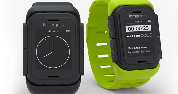smartwatch interface design example 3